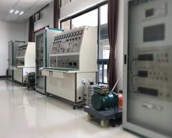 白山发电机励磁项目试验