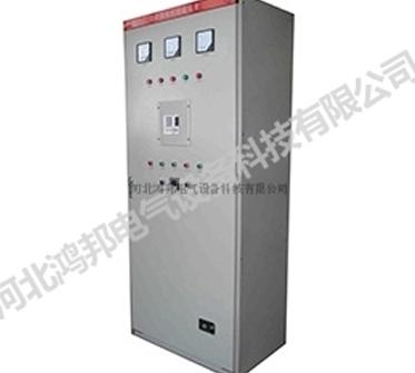 电气控制柜中的同步电动机励磁柜有什么作用
